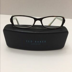 Ted Baker Eyeglass Frames with Case